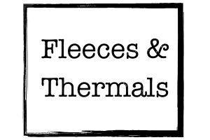 Fleeces & Thermals Sale