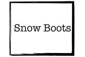 Snow Boots Sale