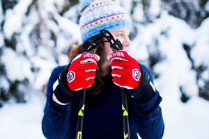 Ski Gloves & Mittens