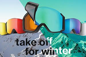 Adult Ski Goggles