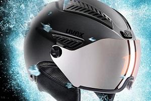Visor Ski Helmets