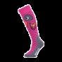 Barts Zoo Kids Girls Ski Socks - Fuchsia