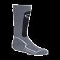 Icebreaker OTC Ski Socks, Jet/Snow