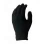 Manbi Junior Thermal Glove Liner - Black - 2 sizes kids and teens