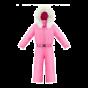 Poivre Blanc Ski Overall fever pink