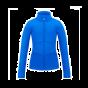 Poivre Blanc Stretch Fleece Jacket true blue