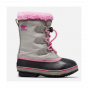 Sorel Yoot Pac Nylon Snow Boots Chrome Grey - save 20%