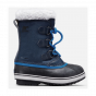 Sorel Yoot Pac Nylon Kids Snow Boots Collegiate Navy  - save 20%