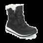 Sorel Whitney Short Lace Snow Boots, Black - save 25%