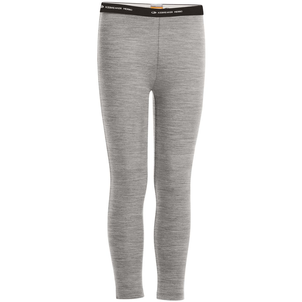 Icebreaker Oasis Merino Leggings, Gritstone Heather - save 40%
