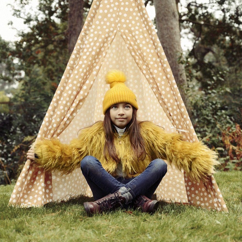 Barts Kenzie Beanie - yellow