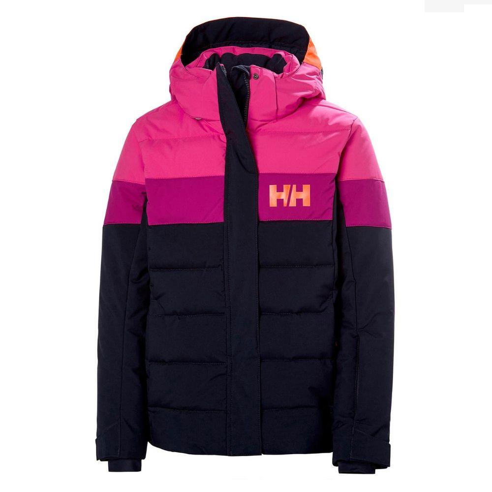 Helly Hansen Youth Diamond Ski Jacket Navy - save 20%