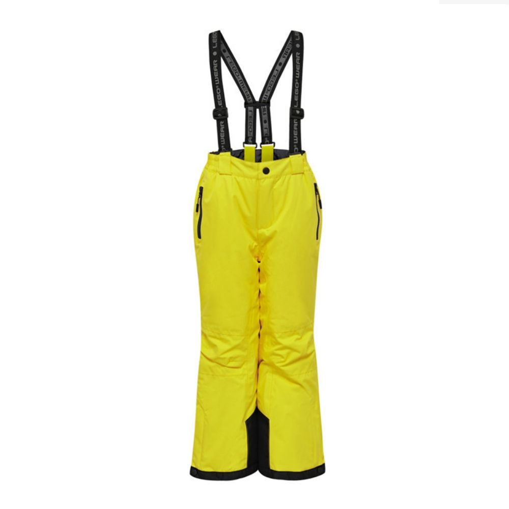 Lego Platon 725 - Ski Pants Yellow