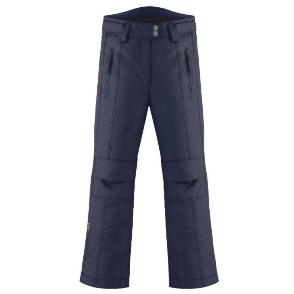 Poivre Blanc High Back Girls Ski Pants - Gothic Blue