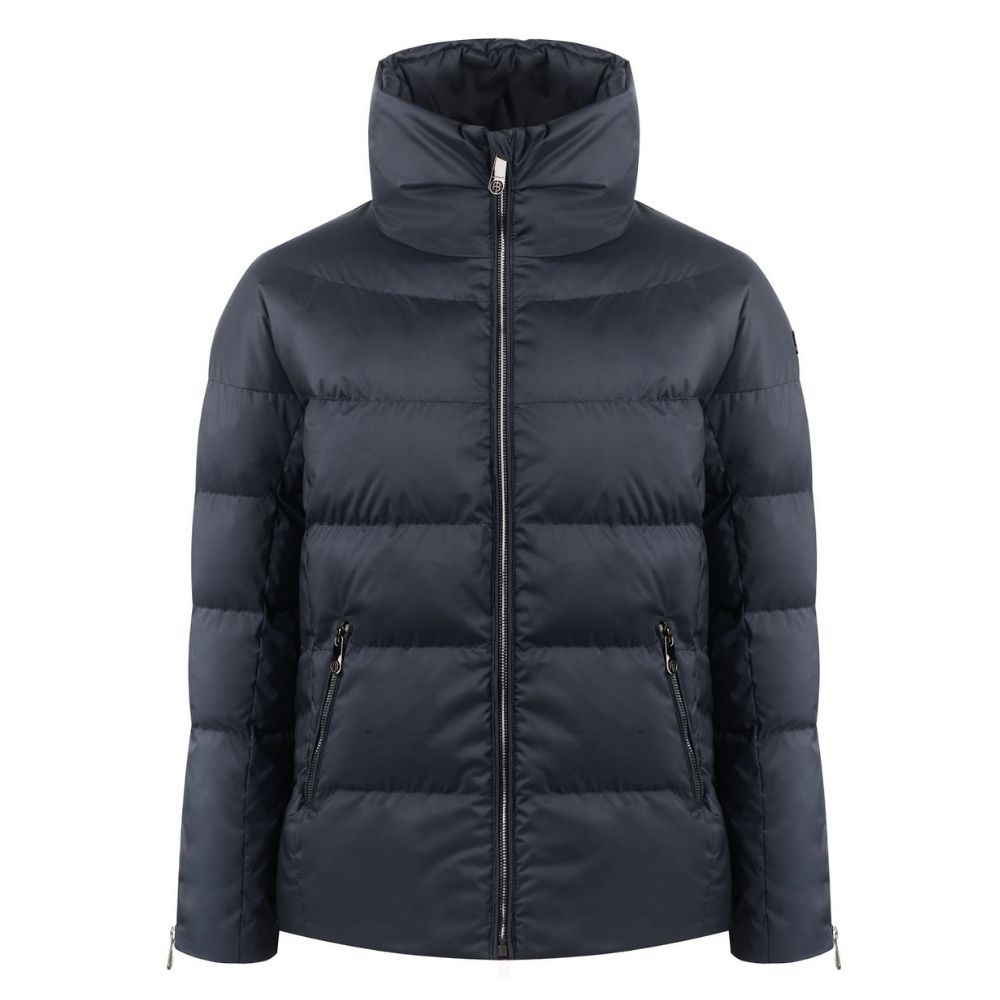 Poivre Blanc Womens Heat Generating Down Ski Jacket - Gothic Blue