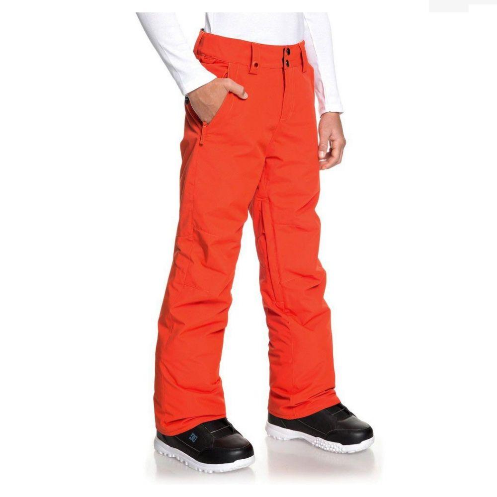 Quiksilver Estate Youth Snow Pant - Poinciana EQBTP03026-NZG0 | kids ski  wear | kids ski clothes | Littleskiers.co.uk