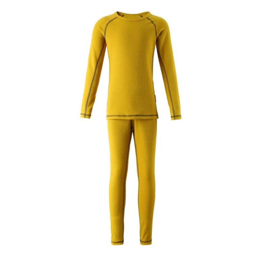 Reima Lani Thermal Set - Dark Yellow