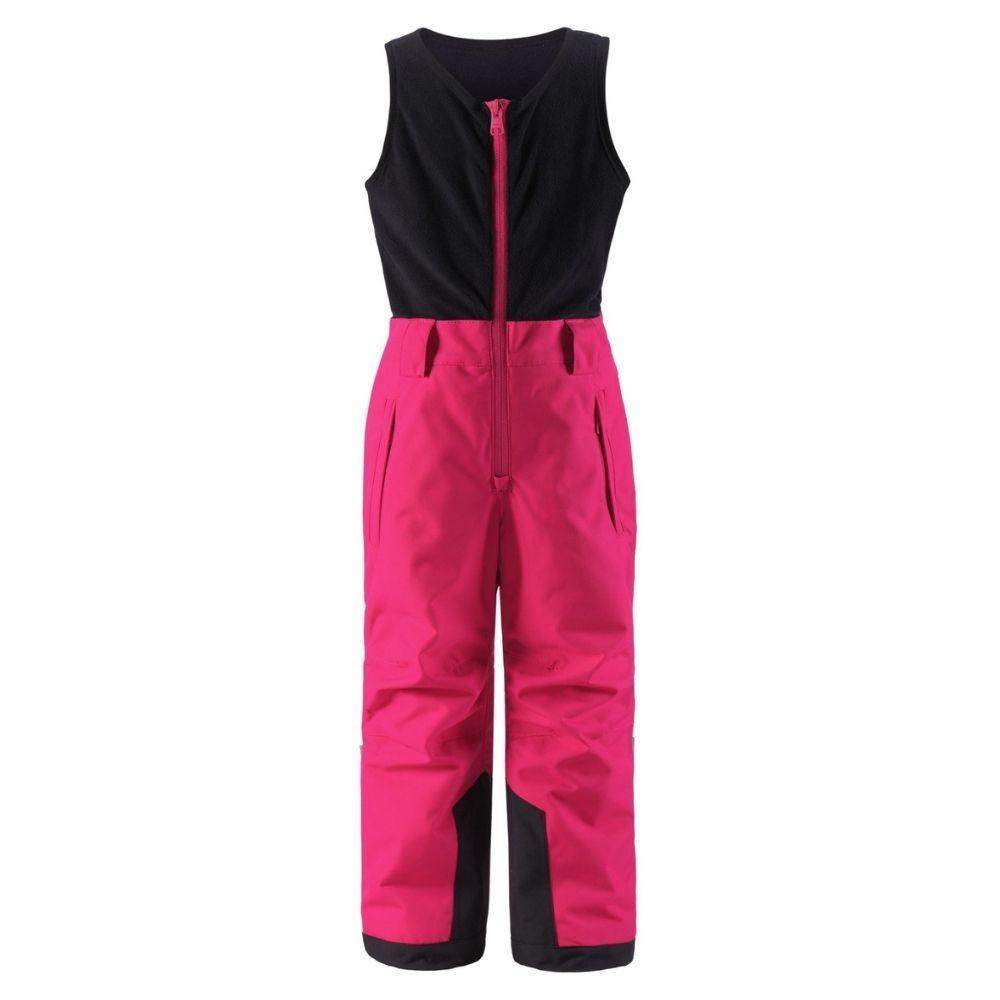 Reima Oryon Bib Ski Pants - Raspberry Pink