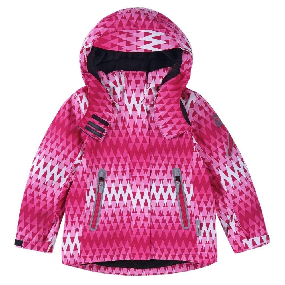 Reima Roxana Girls Ski Jacket - Raspberry Pink