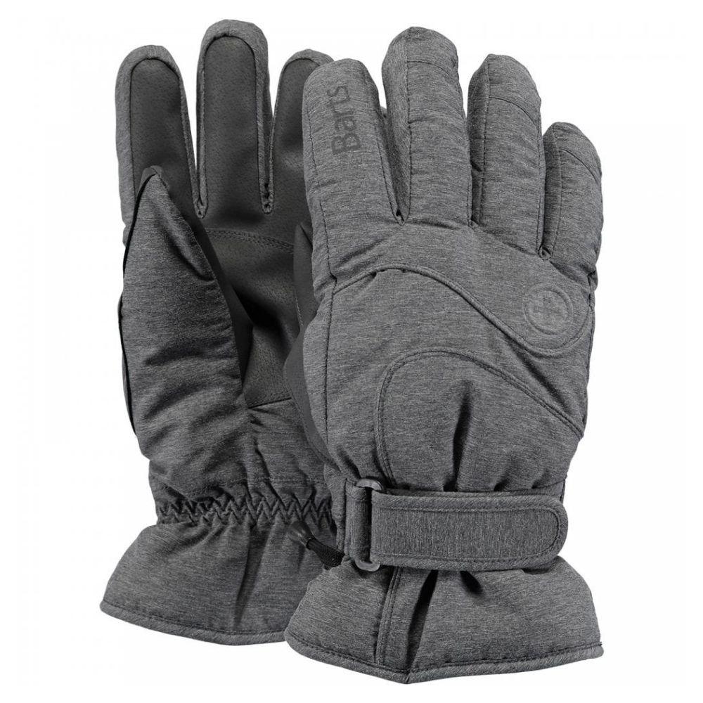 Barts Adult Basic Skiing Gloves, Dark Heather
