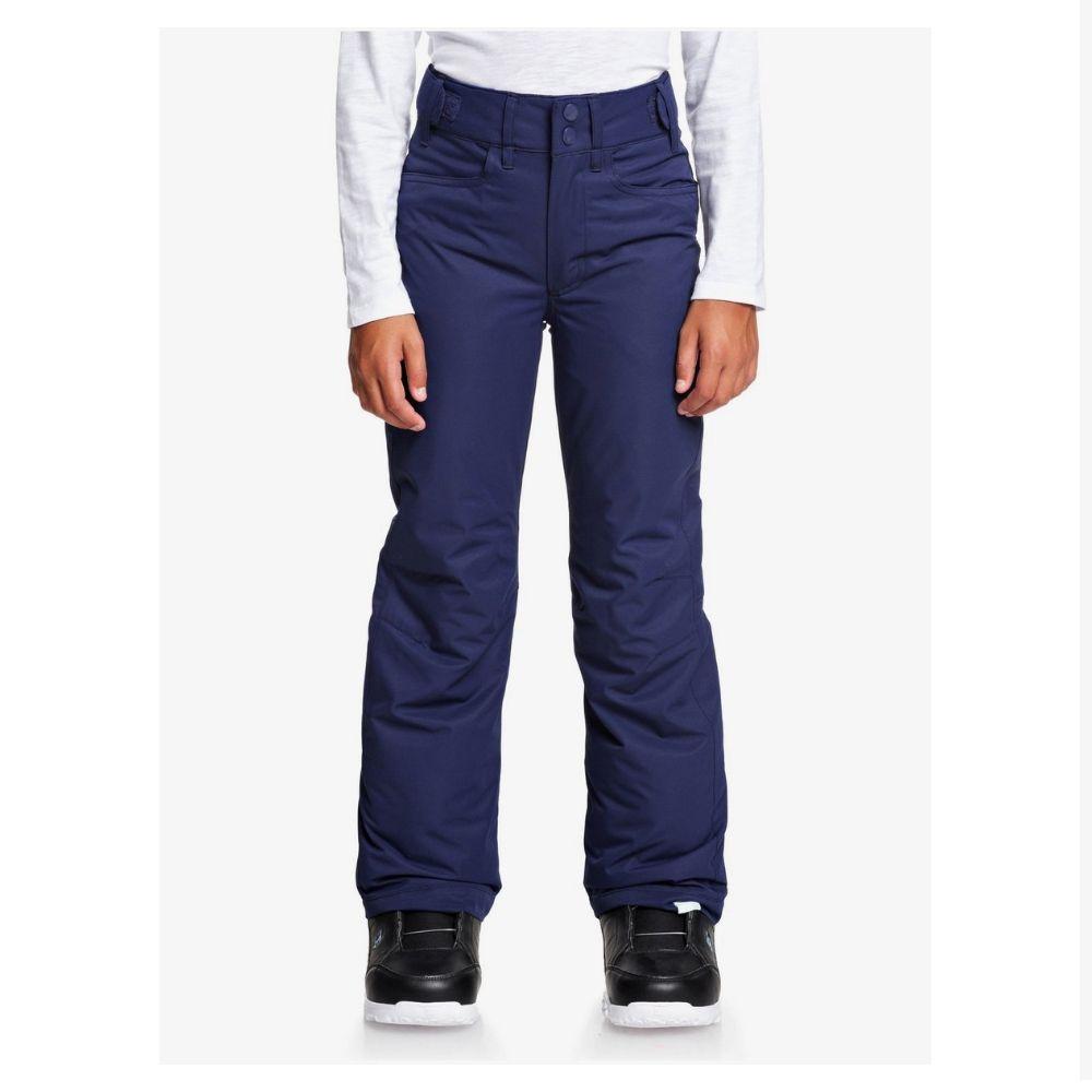 Roxy Backyard Snow Pant Medieval Blue