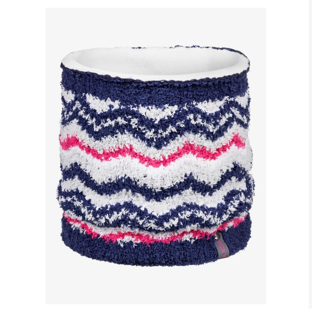 Roxy Ivalo Neckwarmer Medieval Blue Age 8-16 - save 40%