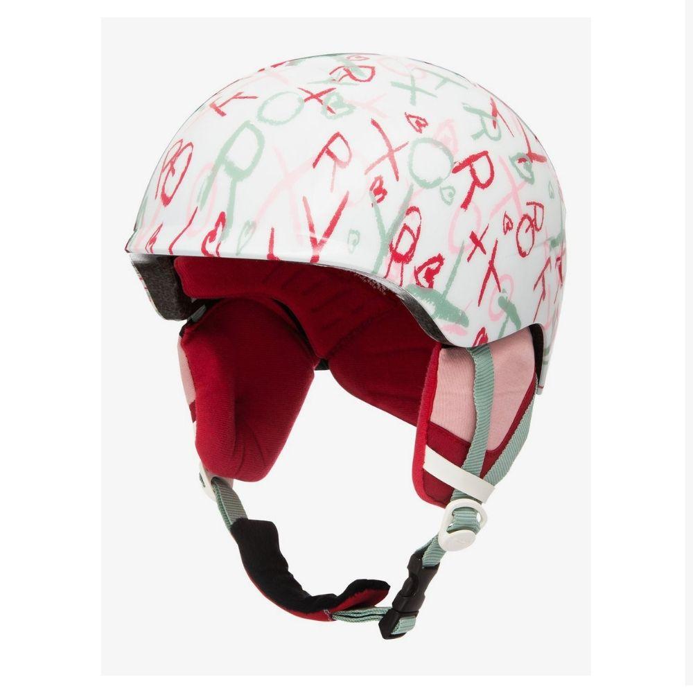 Roxy Slush Ski Helmet School Day