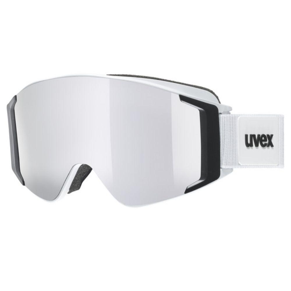 Uvex GL3000 Take Off Silver Mirror Ski Goggles