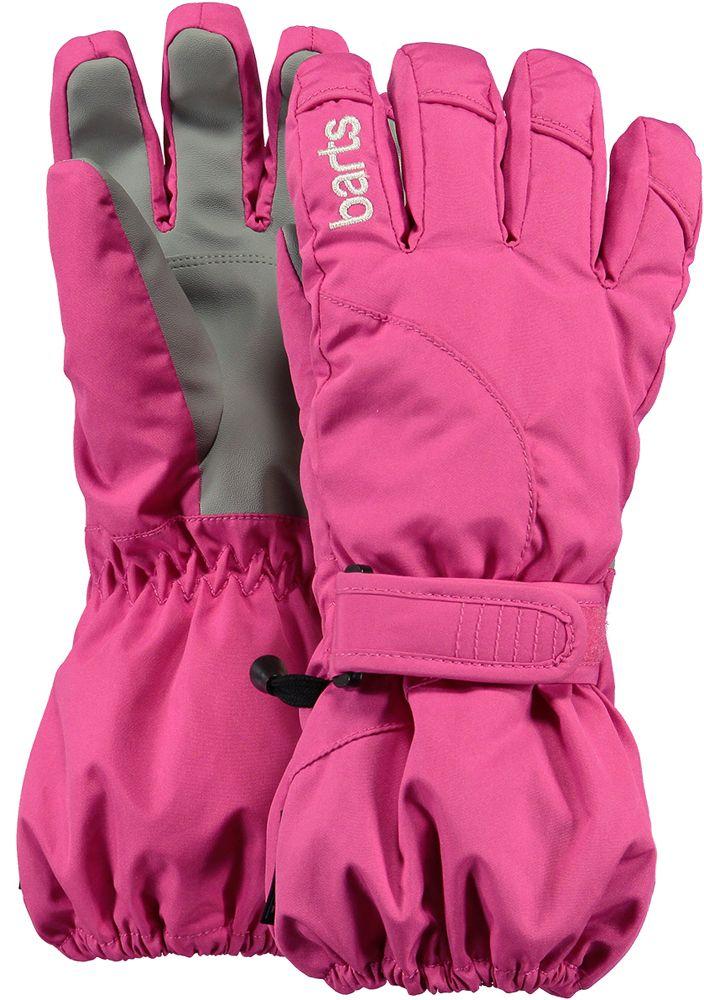 Barts Tec Girls Skiing Gloves, fuchsia