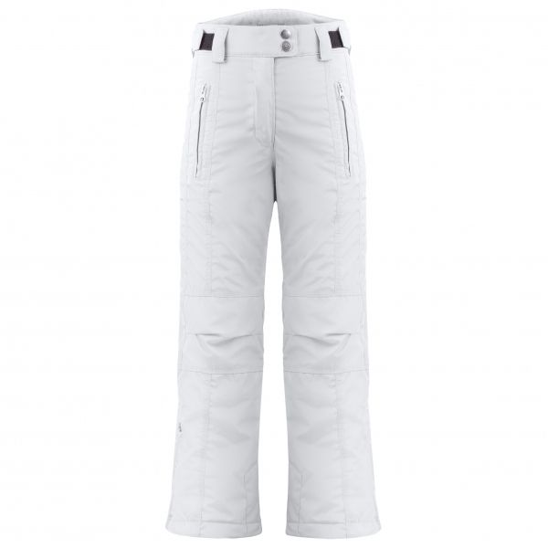 Poivre Blanc Girls Ski Pants White Age 8-16