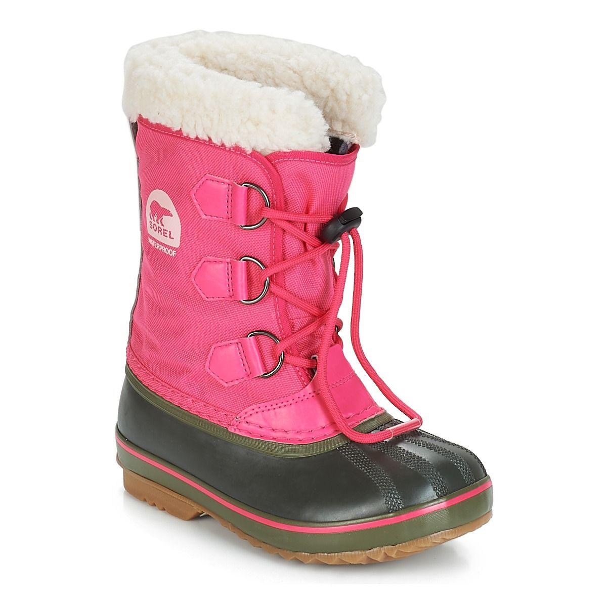 Sorel Yoot Pac Nylon   Sorel Kids Snow