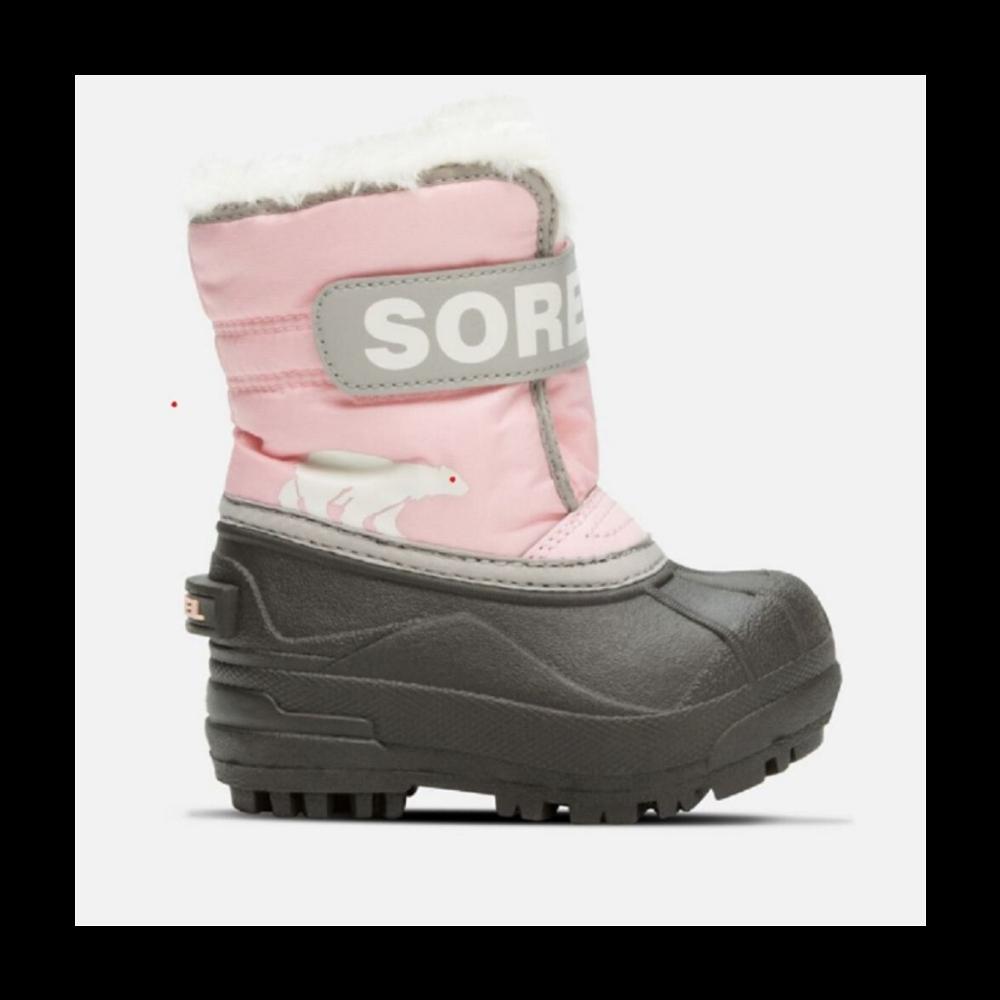 Sorel Snow Commander Girls Snow Boots