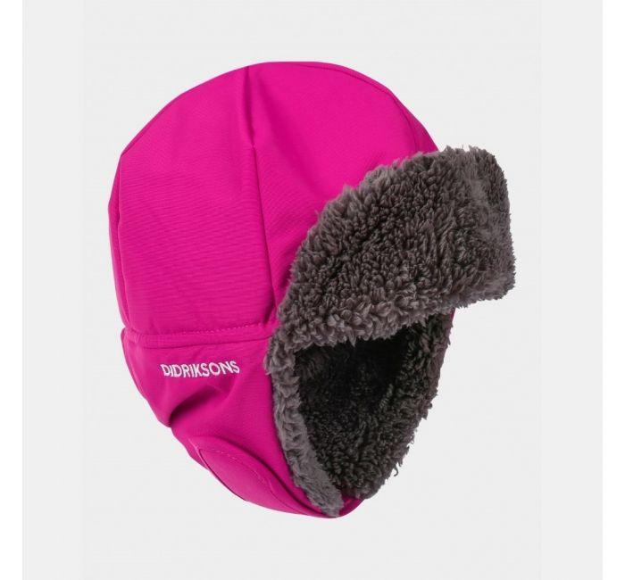 Didriksons Biggles Kids Winter Hat - Lilac