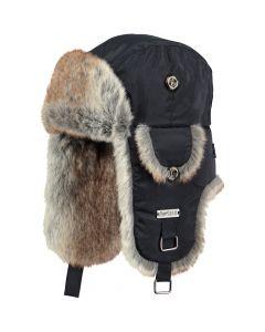 Barts Kamikaze Hat, Black - 53cm