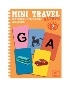 Mini Travel - Katuvu Observation Game