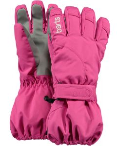 Barts Tec Girls Skiing Gloves, fuchsia