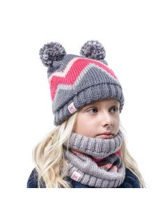 Buff Junior Arild Girls Winter Hat - save 50%