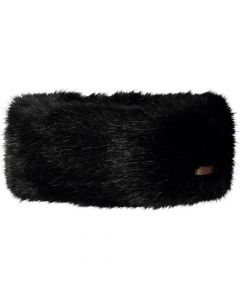 Barts Fur Headband - Black
