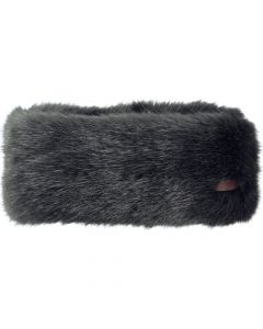 Barts Grey Fur Headband