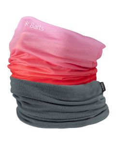 Barts Dip Dye Multicol Polar Neck Warmer - Pink