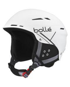 Bolle B-Fun Ski Helmet, Soft White & Black 58-61cm