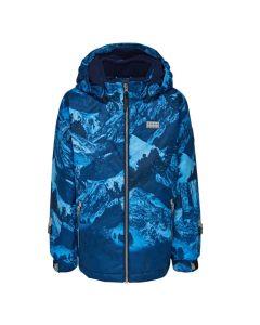 Lego Tec Jakob Boys Ski Jacket - blue Save 40% 3-4 yrs only