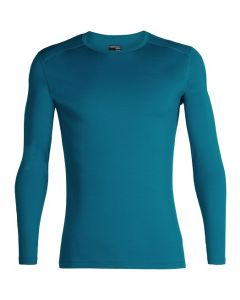 Icebreaker Mens Merino 200 Oasis LS Thermal, Alpine - save 40%