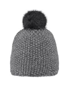 Barts Ymaja Beanie, Dark Heather - save 35%