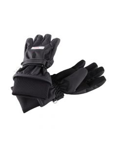 Reima Tartu Ski Gloves, black - save 40%