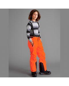 Reima Tec Wingon Ski Pants - fluorescent orange - save 25%