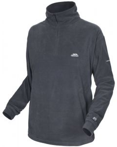 Trespass Men's Masonville Microfleece - Flint - size small only