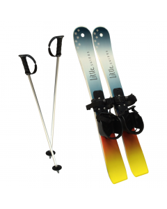 Toddler Skis and Poles - slight seconds