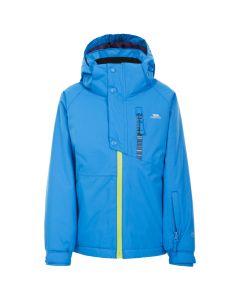 Trespass Brewster Boys Ski Jacket, Cobalt 2-3 yrs only save 40%