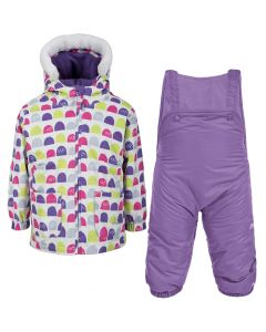 Trespass Squeezy Baby Ski Suit, 6 -12 mths only